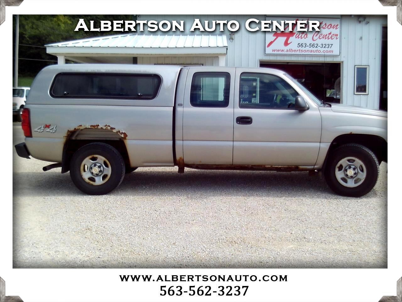 Chevrolet Silverado 1500 Ext. Cab Short Bed 4WD 2003