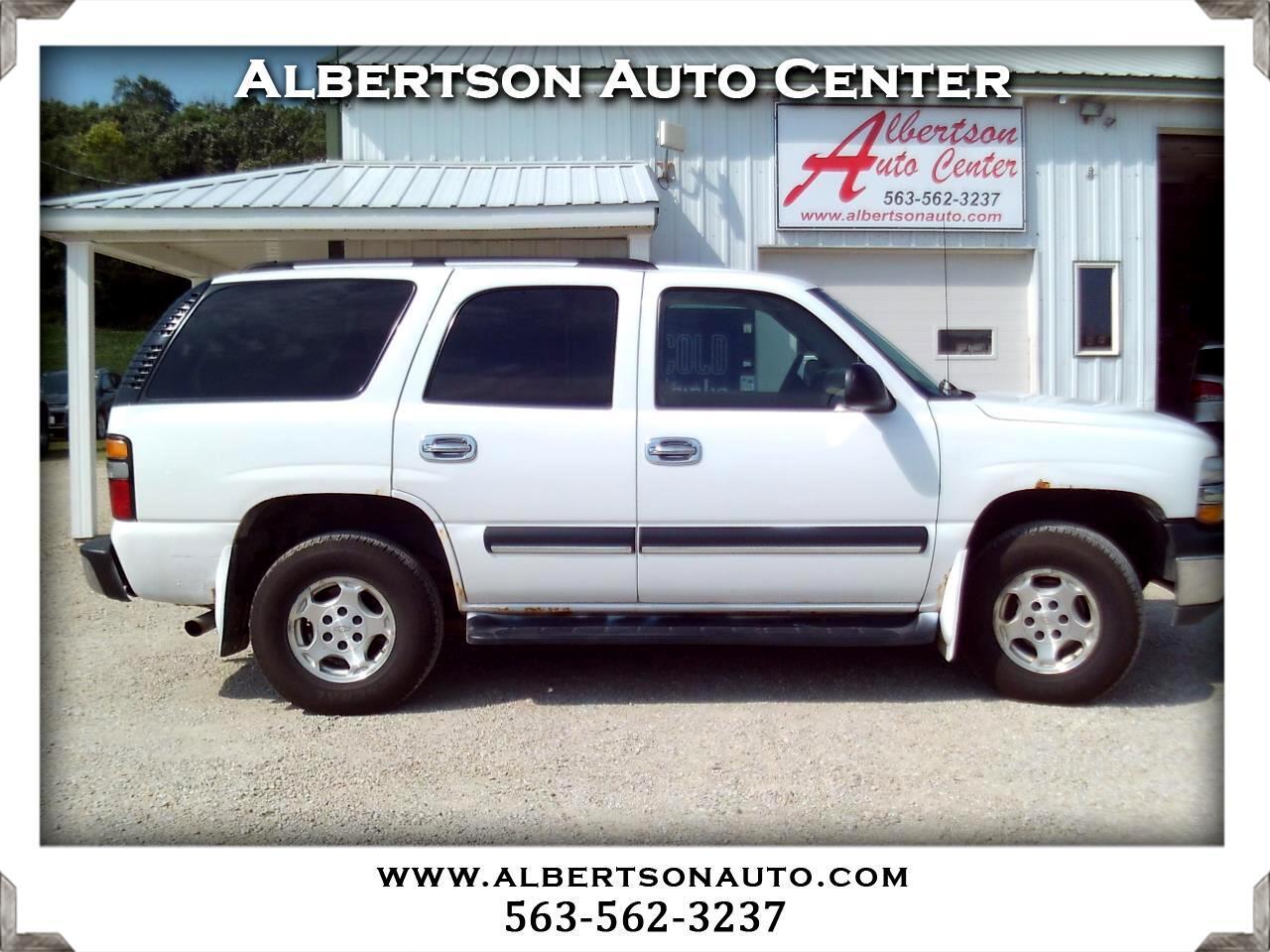 Chevrolet Tahoe 4WD 2004