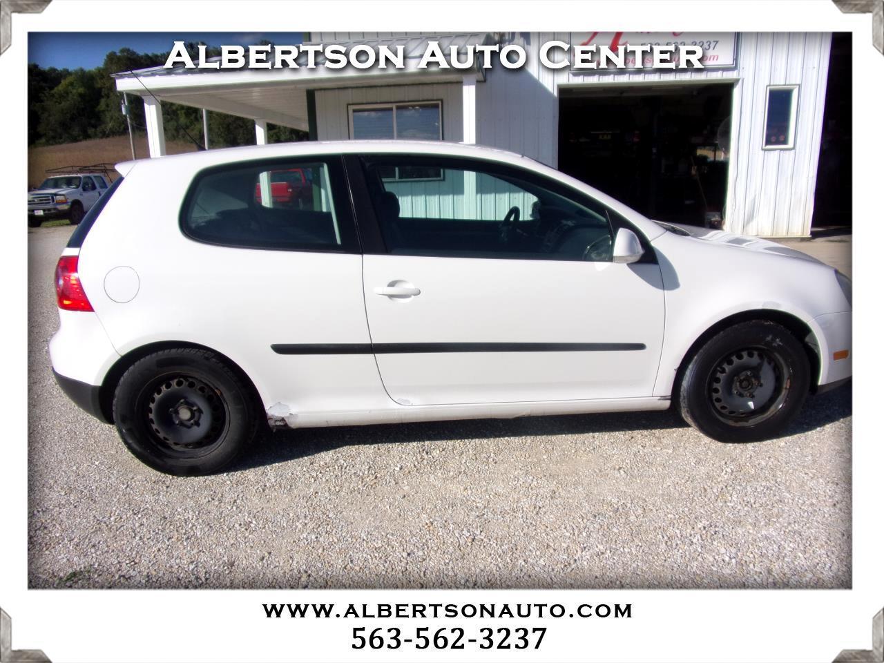 Volkswagen Rabbit 2-Door 2007