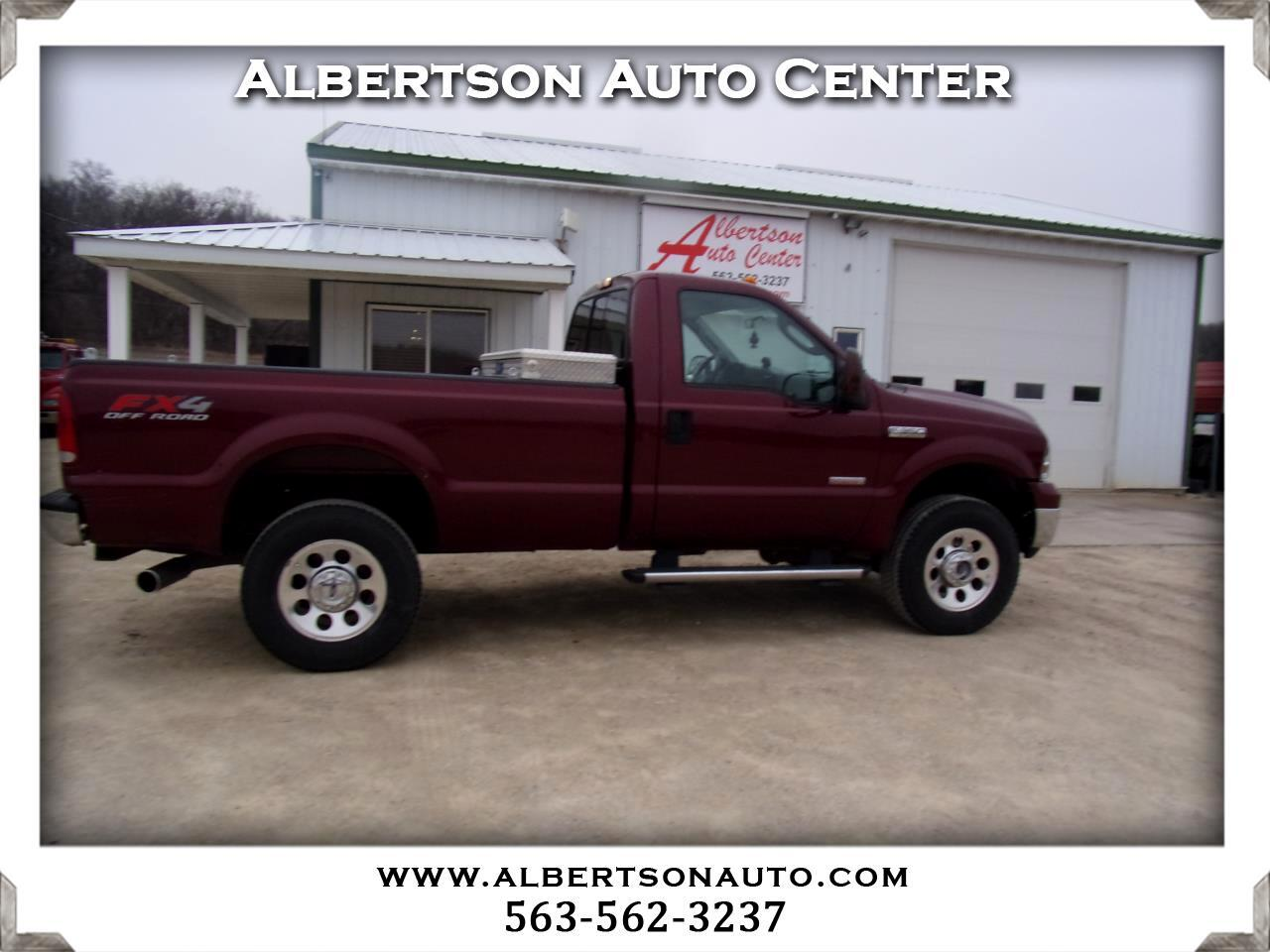 Ford F-350 SD XLT 4WD 2006