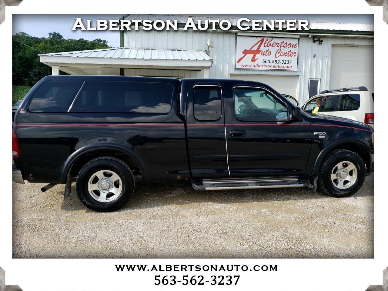 """Ford F-150 Supercab 139"""" XLT Heritage 2003"""
