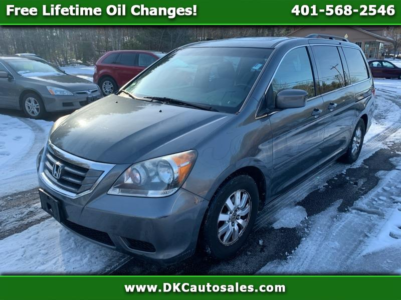 Honda Odyssey EX w/ Leather and DVD 2010