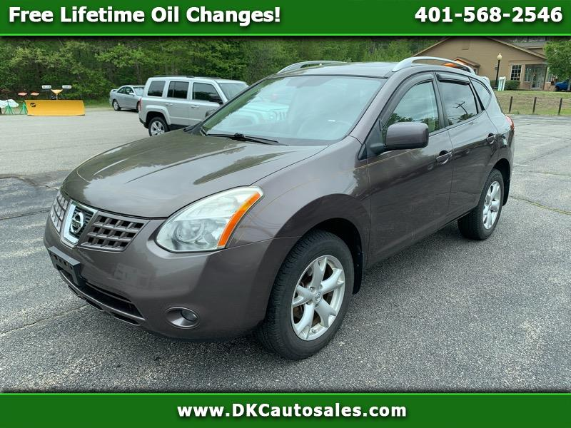 Nissan Rogue S AWD 2008