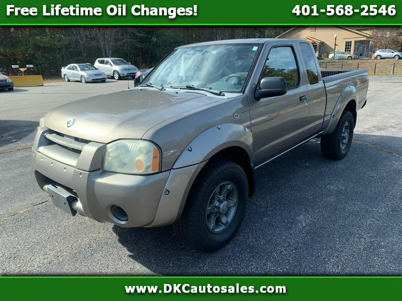 Nissan Frontier XE-V6 King Cab 4WD 2004