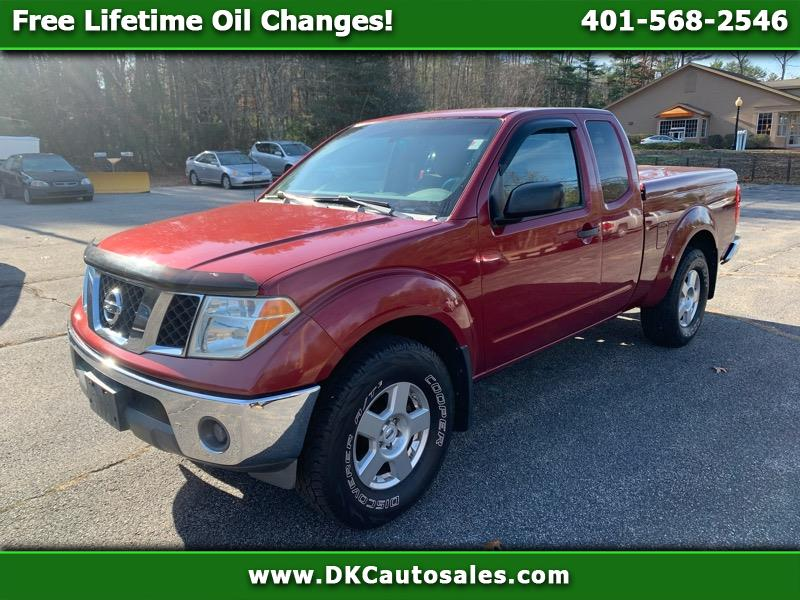 Nissan Frontier LE King Cab 4WD 2008