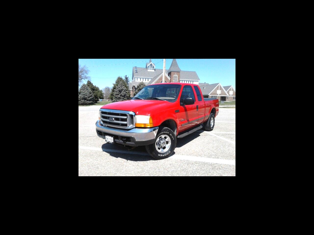 1999 Ford F-250 SD Lariat SuperCab LWB 4WD