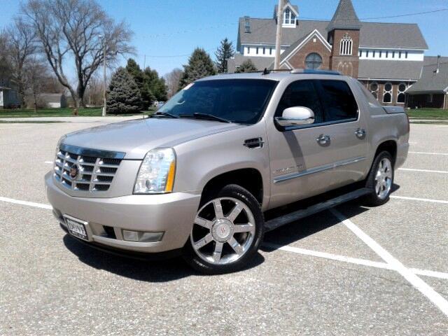 2007 Cadillac Escalade EXT Sport Utility Truck