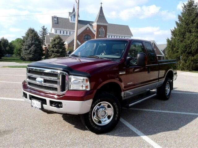 2005 Ford F-250 SD XLT Extended Cab 4WD