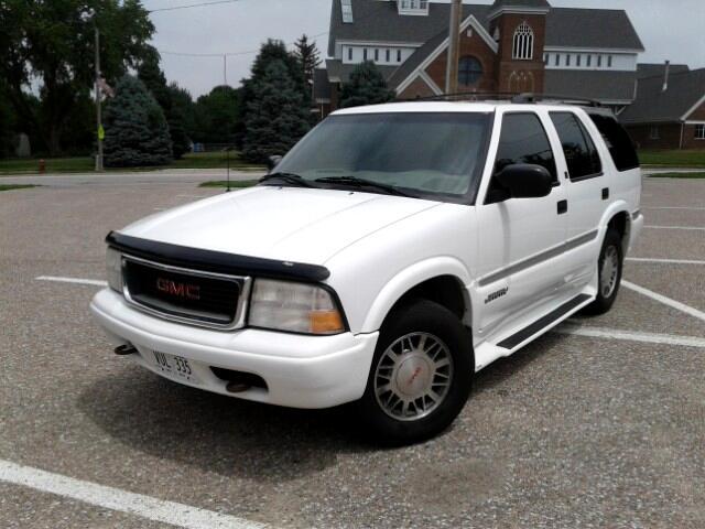 1999 GMC Jimmy 4dr 4WD SLE
