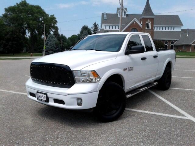 2013 RAM 1500 Express Extended Cab 4WD