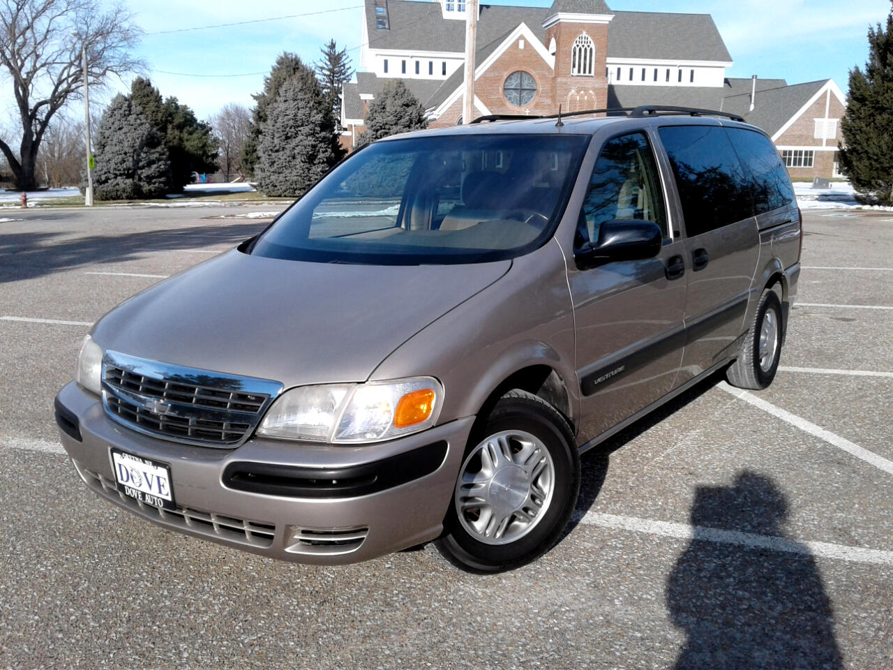 2001 Chevrolet Venture 4dr Ext WB LS 1SC Pkg