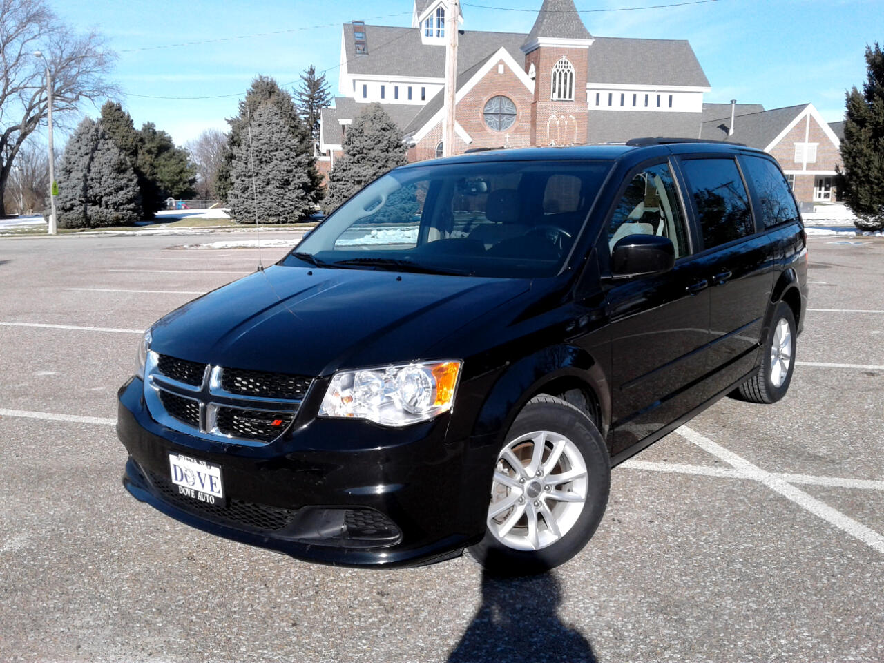 2016 Dodge Grand Caravan 4dr Wgn SXT