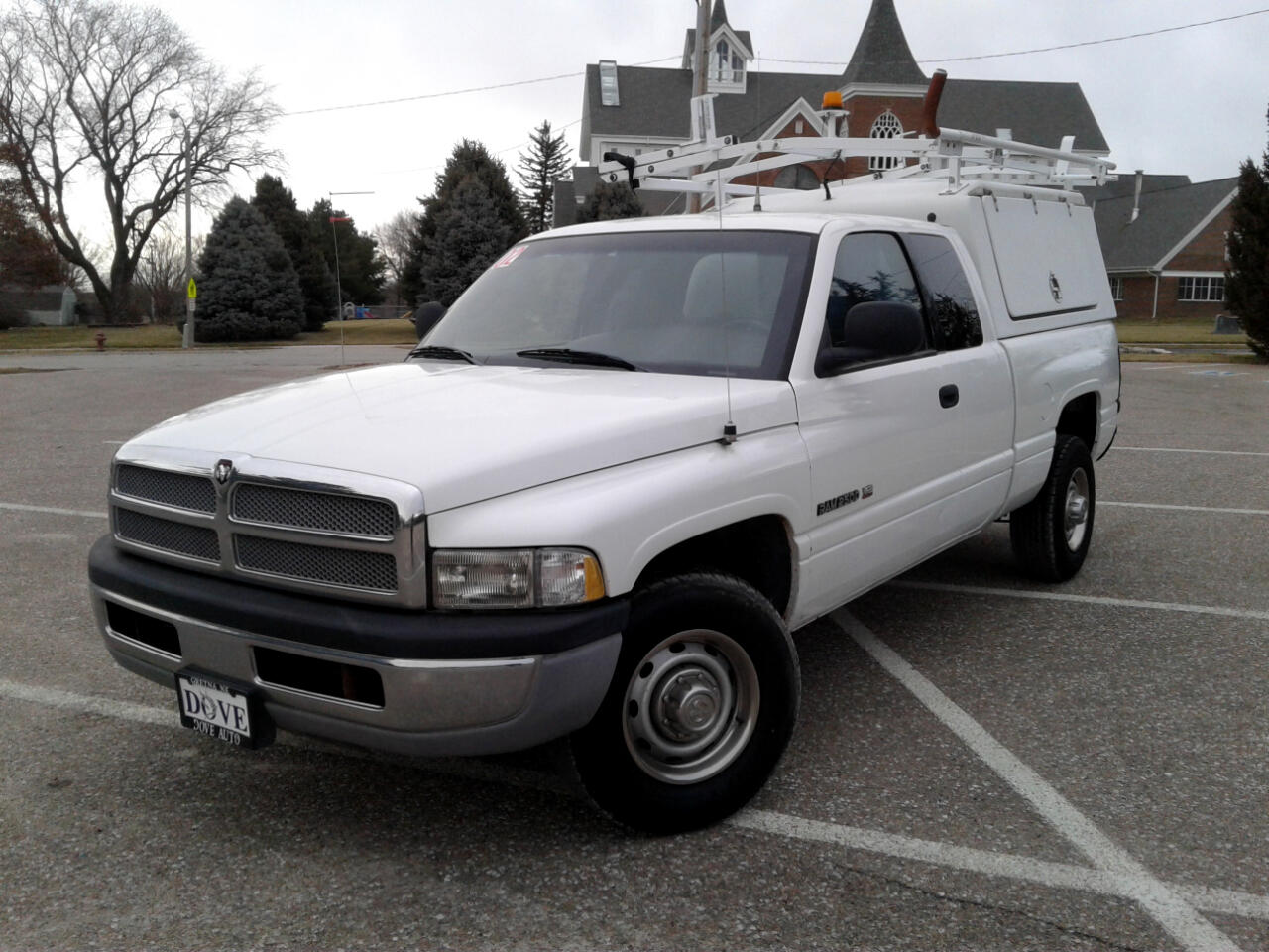 "2002 Dodge Ram 2500 4dr Quad Cab 139"" WB HD"