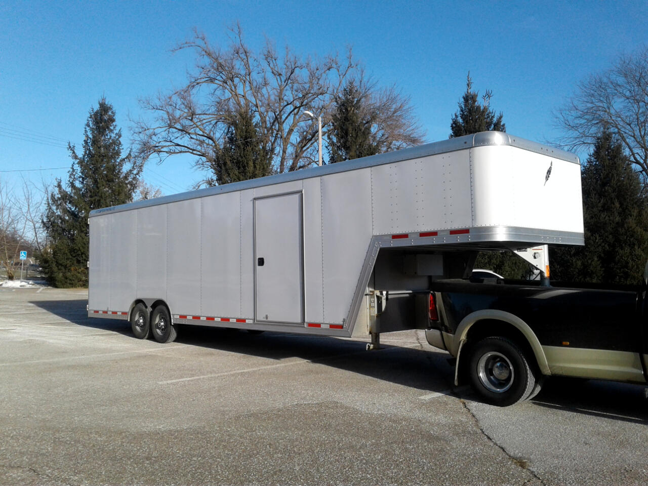 Featherlite Trailers 4940  2014
