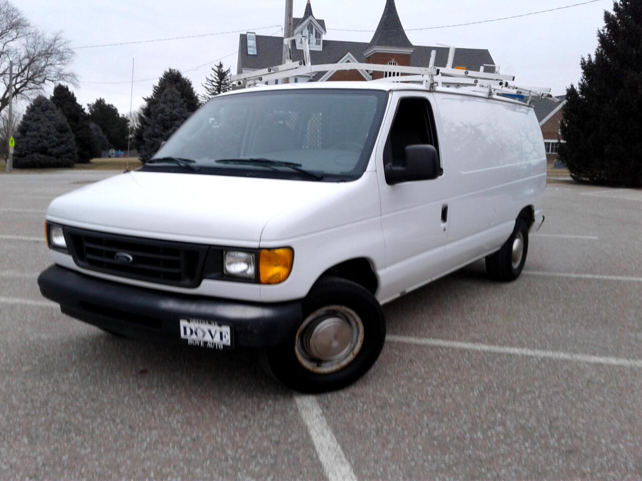 2003 Ford Econoline Cargo Van E-250