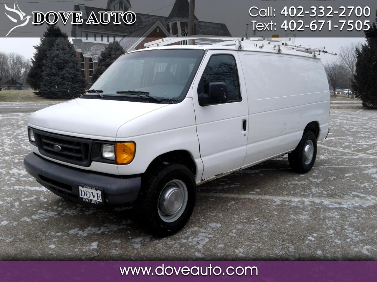 2006 Ford Econoline Cargo Van E-250