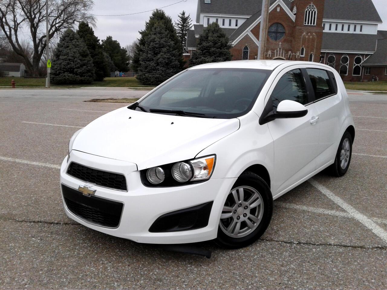 2014 Chevrolet Sonic 5dr HB Auto LT