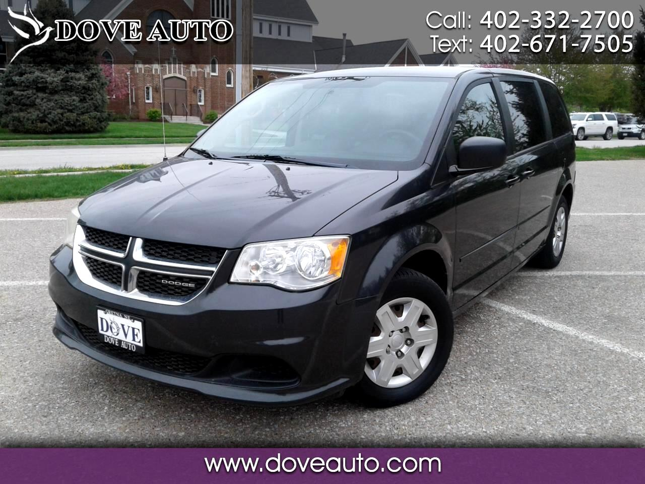 Dodge Grand Caravan 4dr Wgn Express 2011