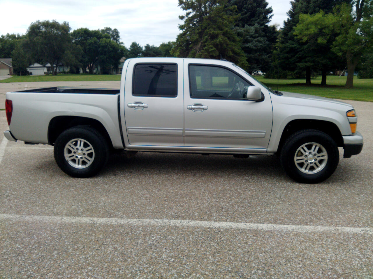 2011 Chevrolet Colorado 4WD Crew Cab 126.0