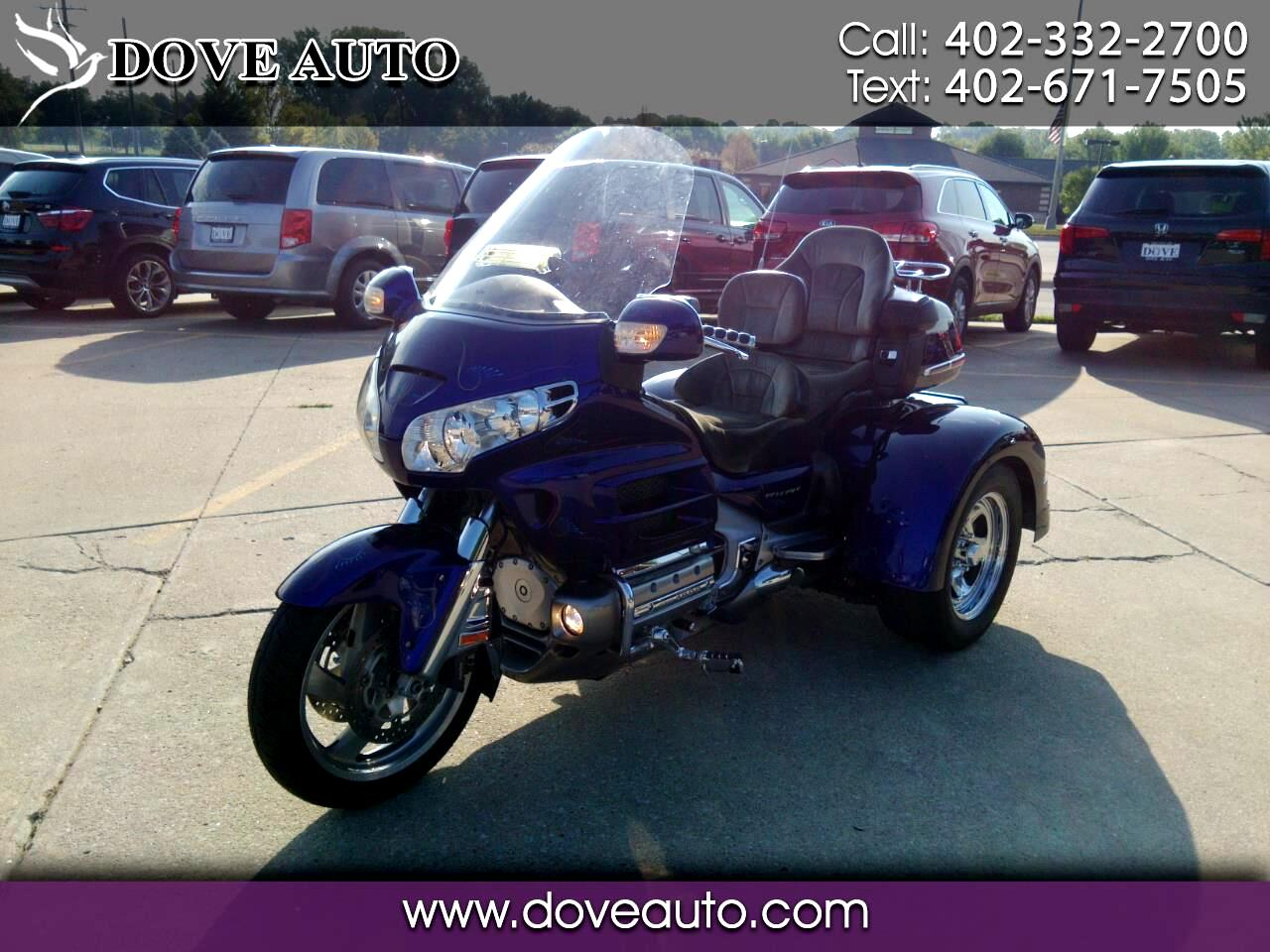 Honda Gold Wing  2002