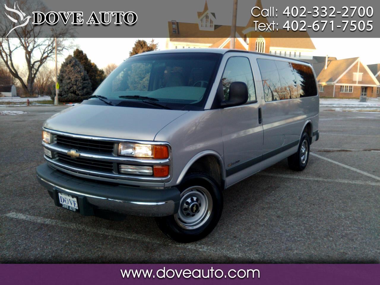 Chevrolet Express G2500 1998