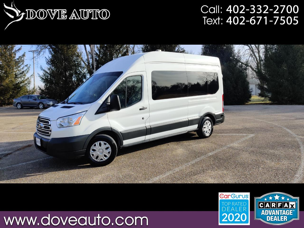 Ford Transit 350 Wagon High Roof XL w/Sliding Pass. 148-in. WB 2016