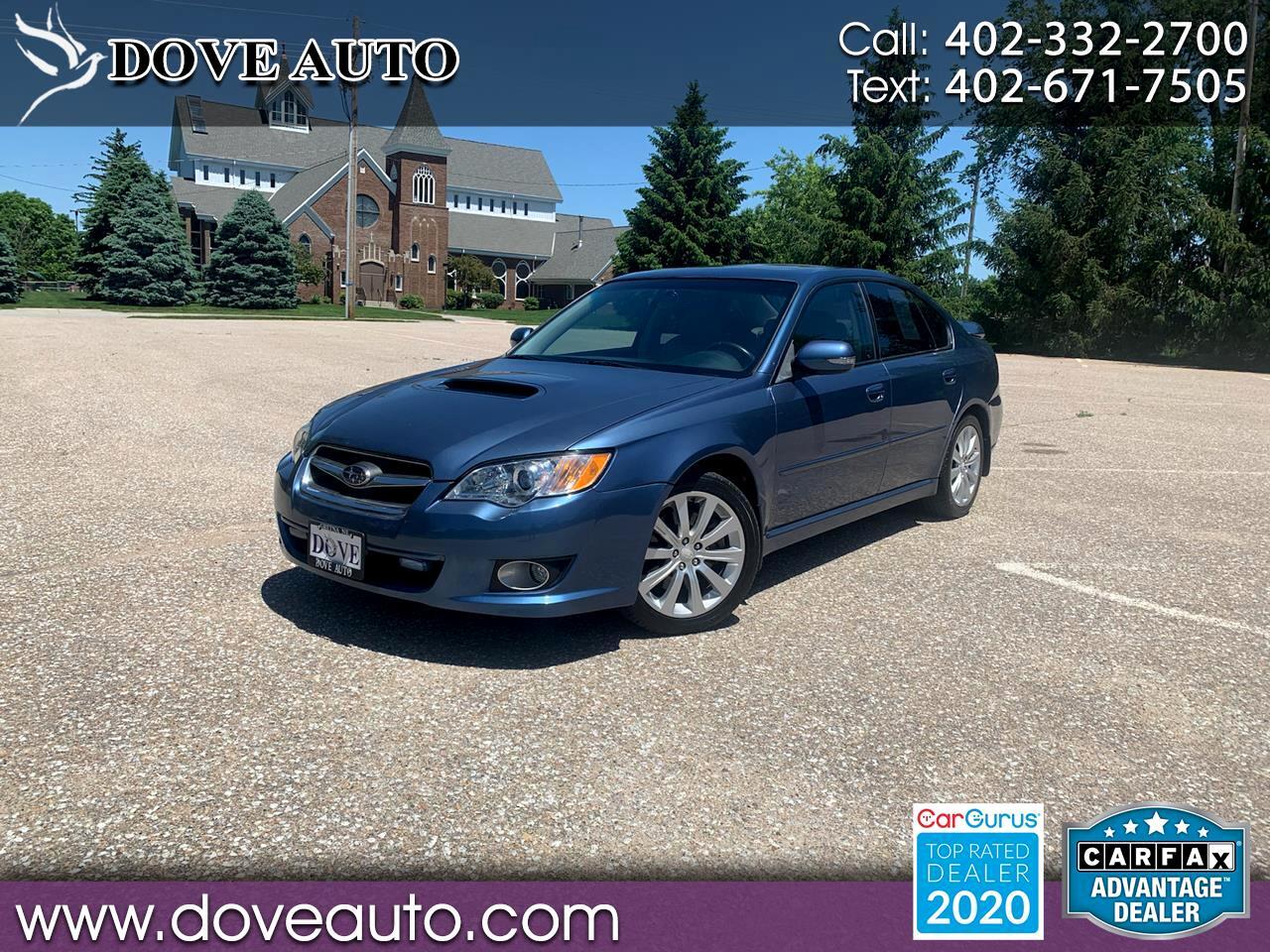 Subaru Legacy 2.5 GT Limited 2009