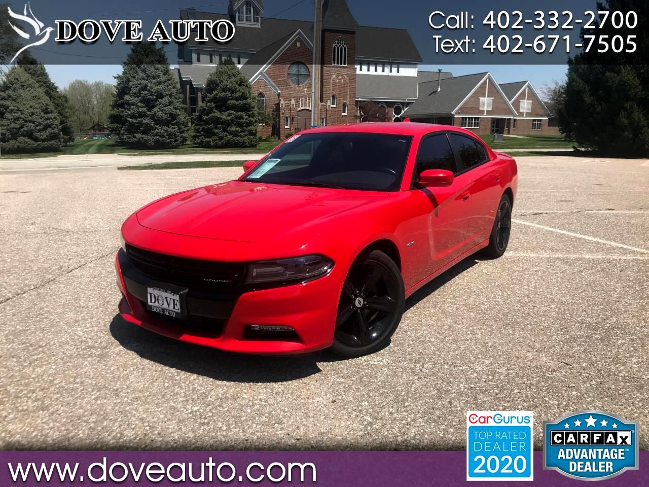 Dodge Charger R/T 2018