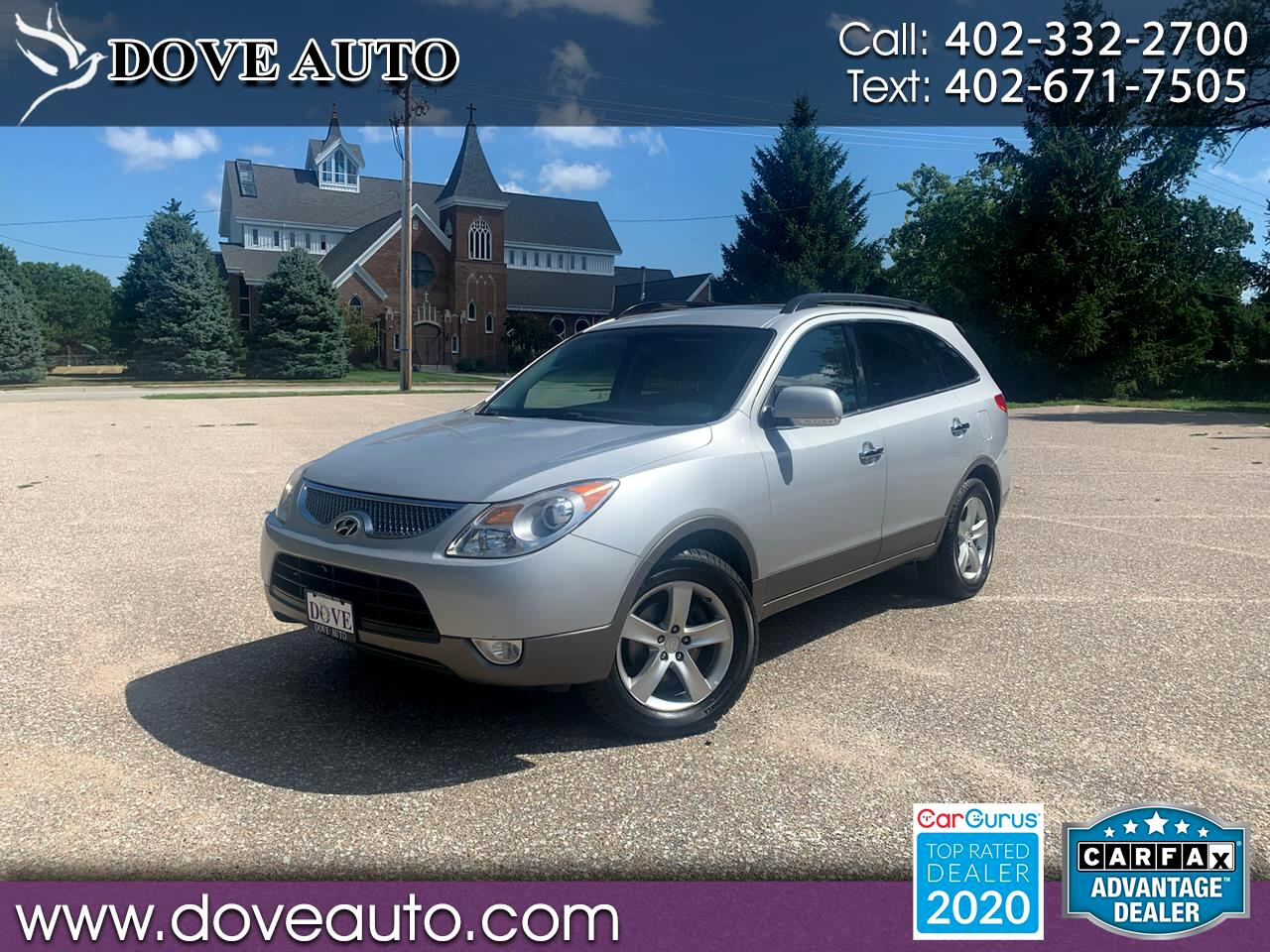 Hyundai Veracruz AWD 4dr Limited 2008