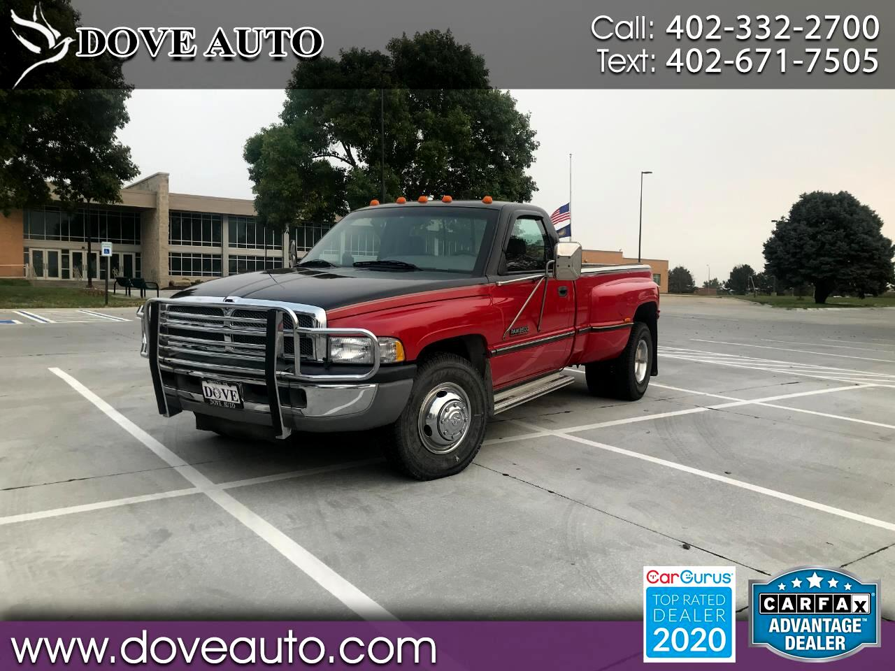 Dodge Ram 3500 LT Reg. Cab 8-ft. Bed DRW 2WD 1994