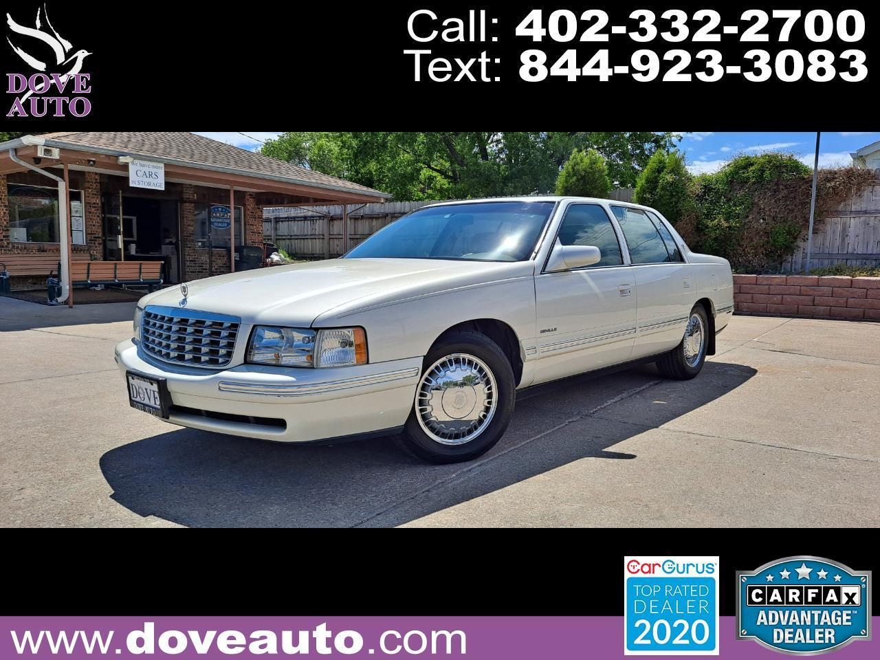 Cadillac DeVille Sedan 1997