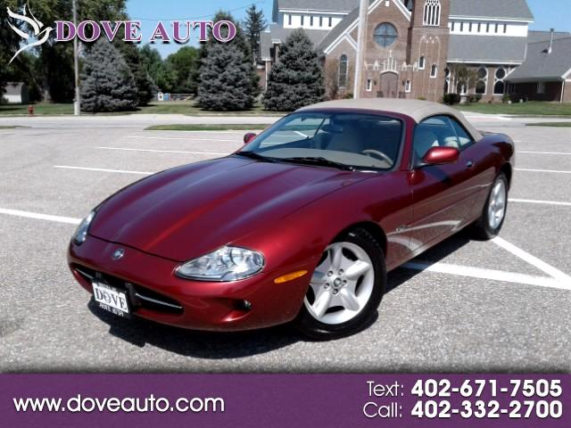 Jaguar XK8 Convertible 1997