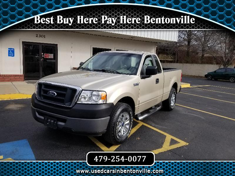 Ford F-150 XLT 2WD 2008