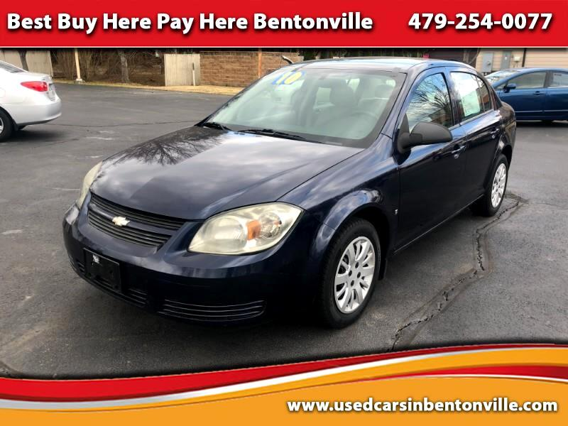 Chevrolet Cobalt LS Sedan 2010