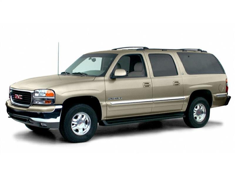 2001 GMC Yukon XL SLT 1500