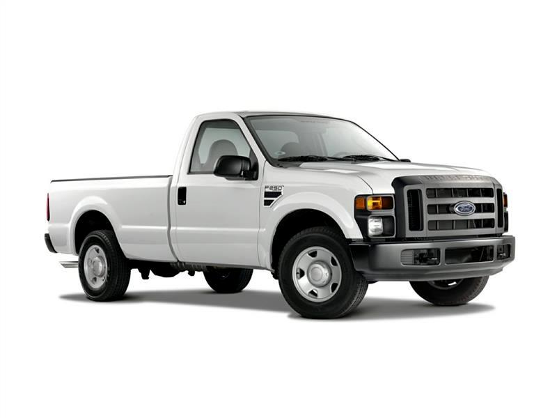2010 Ford F-250 SD XLT