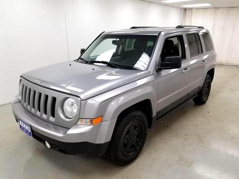 Jeep Patriot  2017