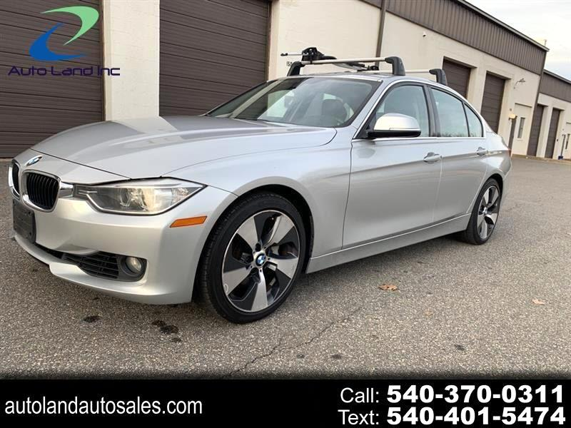 BMW 3-Series ActiveHybrid 2013
