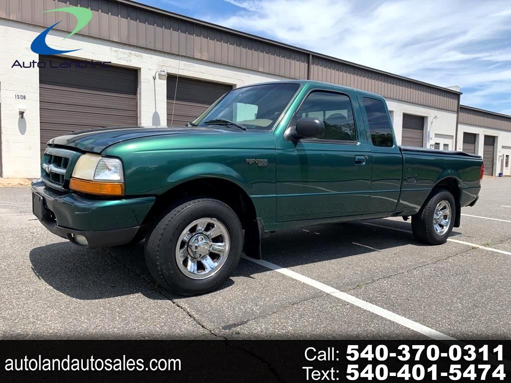 Ford Ranger XL SuperCab 2WD 2000