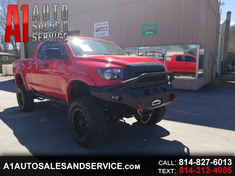 2011 Toyota Tundra Tundra Trd Rock Warrior Double Cab 4WD