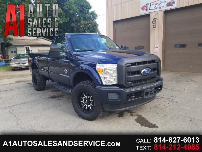 Ford F-350 SD XL 4WD 2012