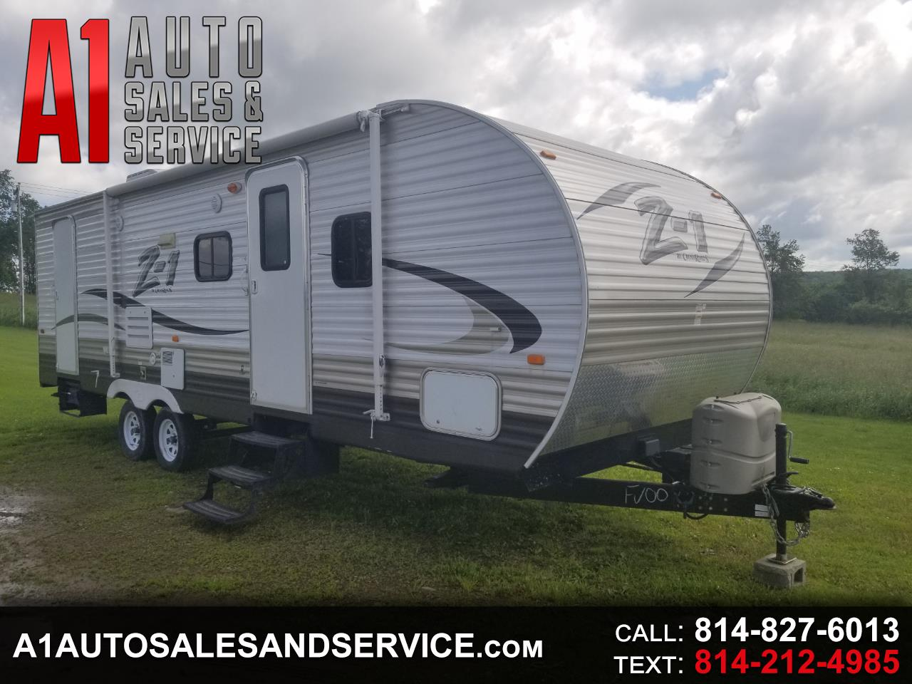 2015 CrossRoads RV Z1