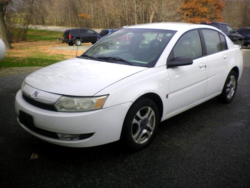 2004 Saturn ION Sedan 3