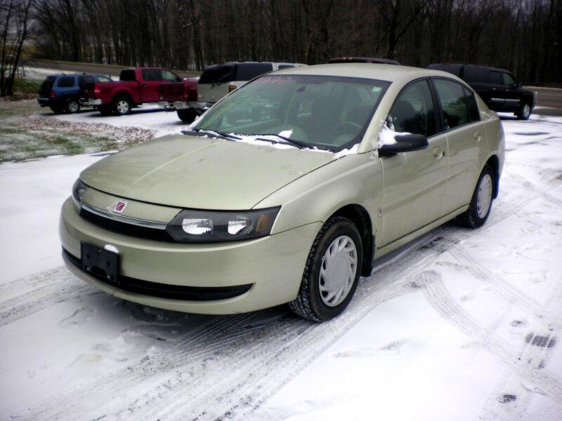 2004 Saturn ION Sedan 2