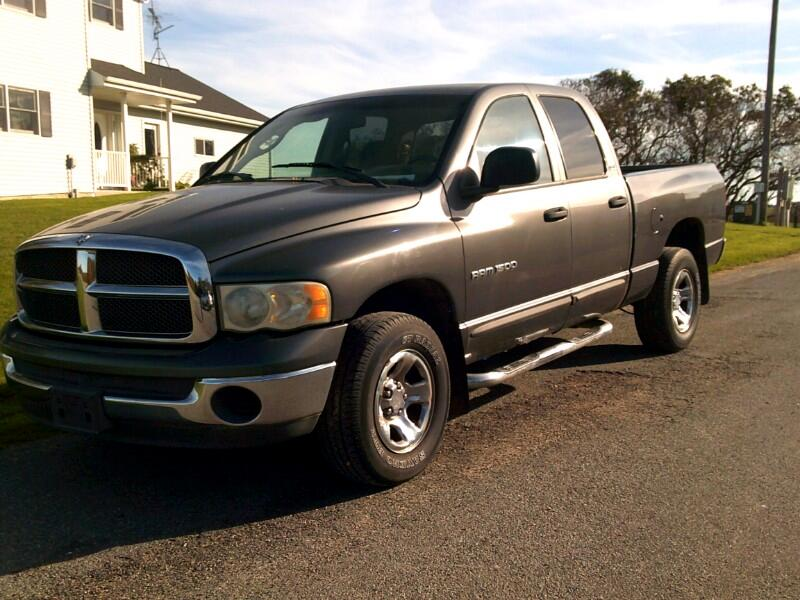 Dodge Ram Truck Bed For Sale >> Used 2002 Dodge Ram 1500 St Quad Cab Short Bed 4wd For Sale