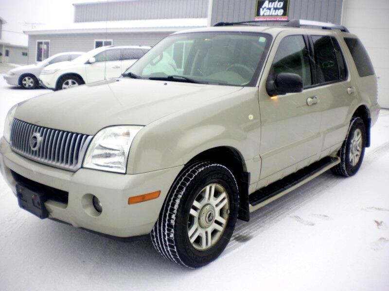 2005 Mercury Mountaineer Premier 4.0L AWD