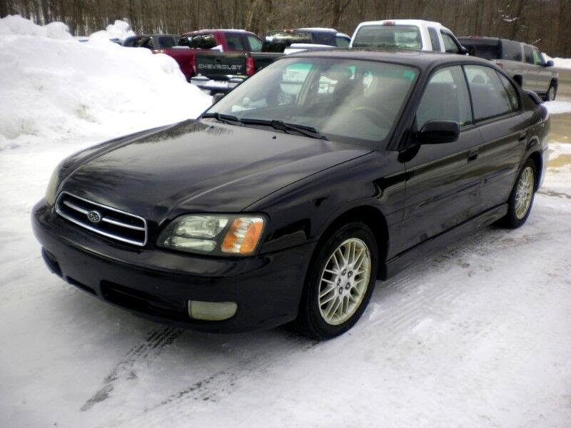 2001 Subaru Legacy GT
