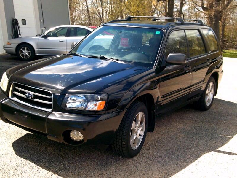 2004 Subaru Forester 2.5 XS