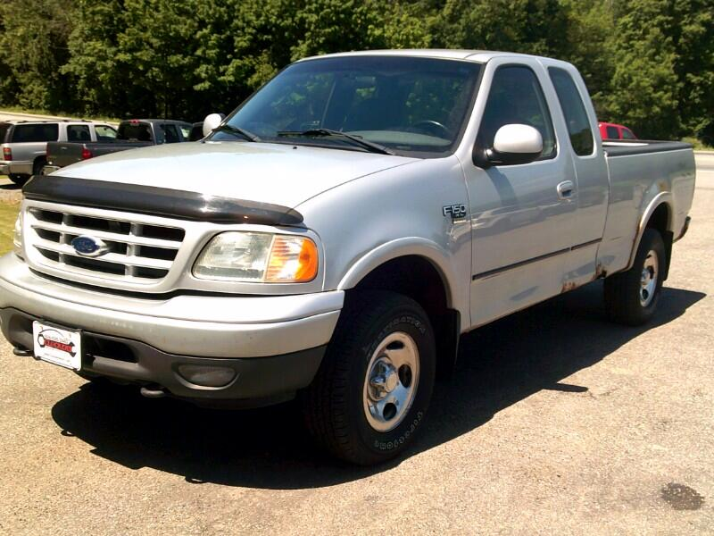 Ford F-150 XL SuperCab 4WD 2003