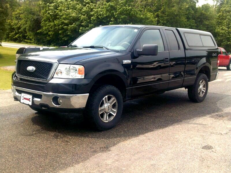 Ford F-150 XLT SuperCab 6.5-ft. Bed 4WD 2007